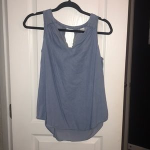 Blue Old Navy tank top